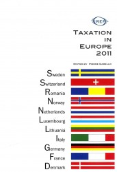 Taxation in Europe - Raport IREF