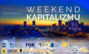 Patronat FOR: Weekend Kapitalizmu